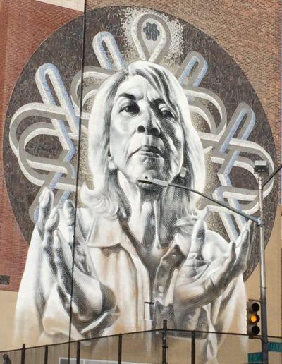 Nicholasa Mohr mural