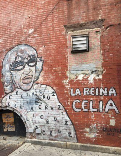 Cecilia Cruz mural